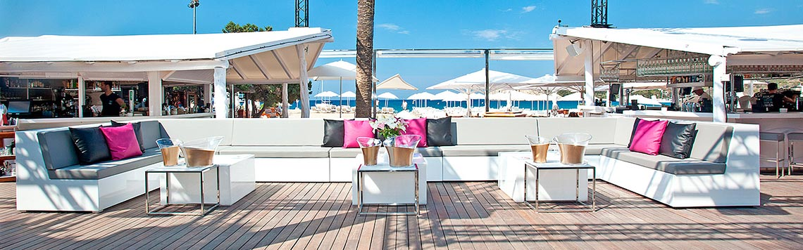 Blue Marlin VIP table cost